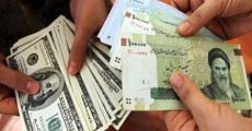قیمت دلار در بازار تهران در بین سال های 94 تا 96