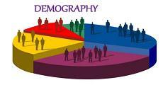 مجموعه داده توییت ها و رابطه آن با دمگرافی افراد