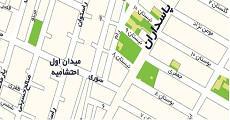 شماره تلفن مشتریان فروشگاه زنجیره ای پاسداران تهران
